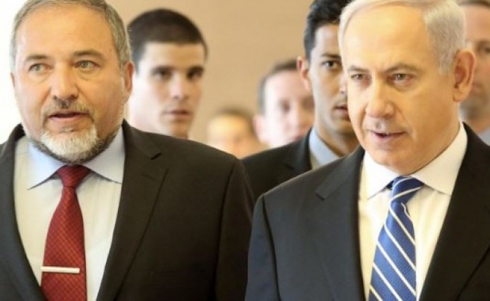 Coup de théatre politique: Netanyahou offre la Défense à Lieberman