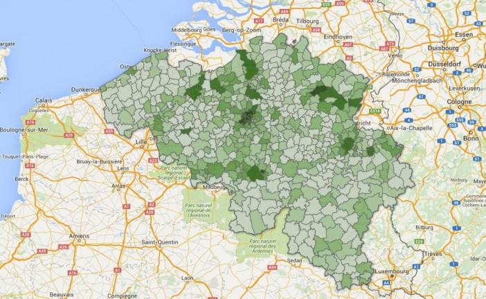 Belgique : un site cartographie la population musulmane crée un malaise
