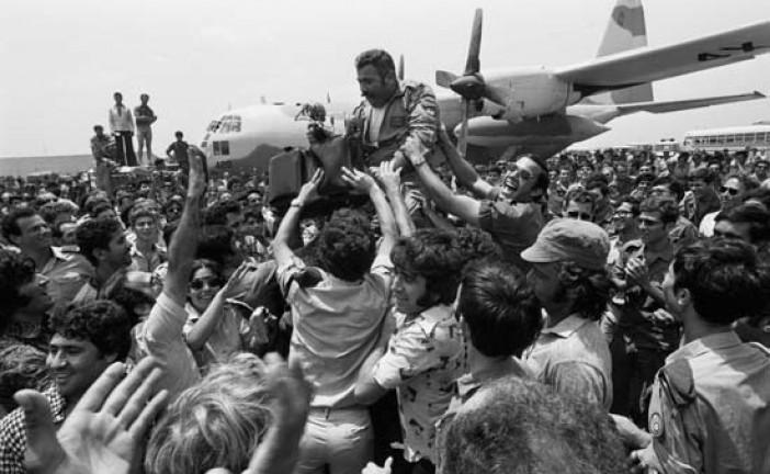 Quarante ans après, des commandos israéliens se remémorent le téméraire raid d'Entebbe