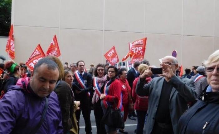 Le parti communiste de Stains se mobilise pour honorer un tueur de Juifs