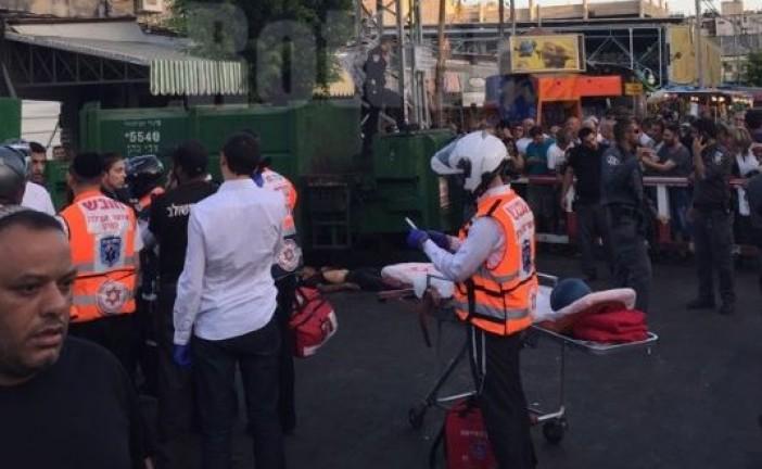 Attentat à Netanya: 2 blessés dont un grave