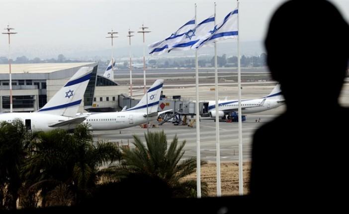 Alerte à l'aéroport Ben Gourion et course-poursuite dans la zone sécurisée