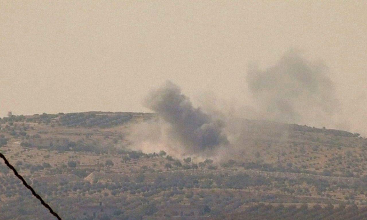 Des dizaines de chars turque rentrent en Syrie