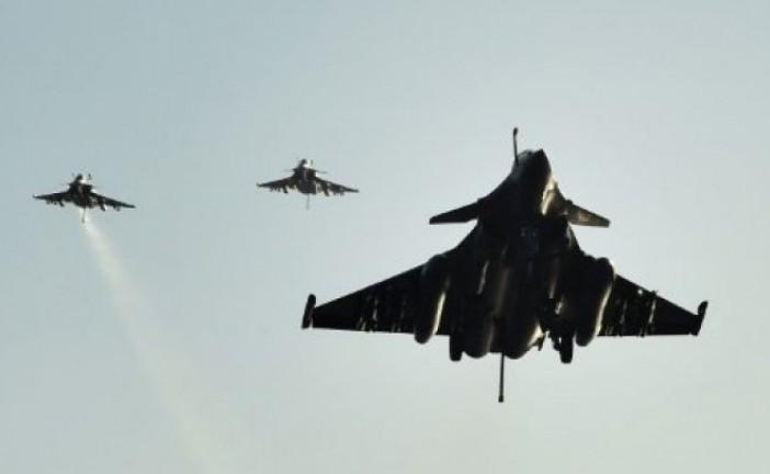 L'aviation française frappe Daesh en son coeur