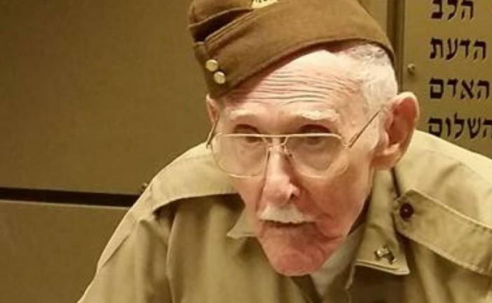 Ben-Zion Solomon zal (102 ans) , l'histoire d'Israël en un seul homme.