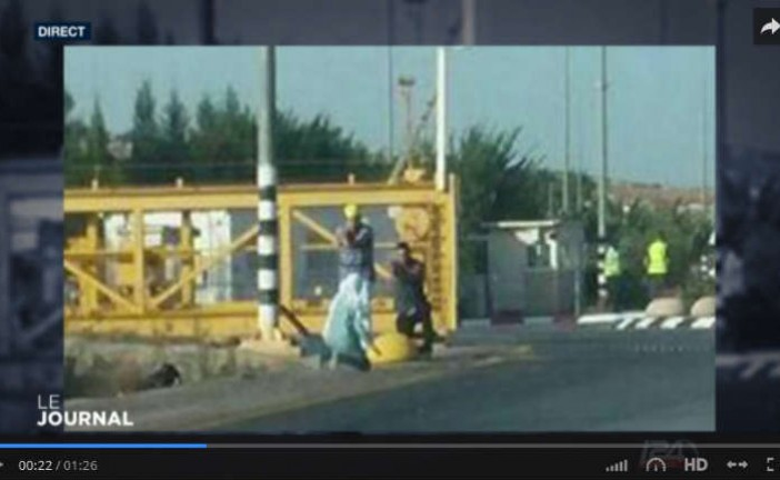 [Vidéo] Judée-Samarie: tentative d'attaque menée par une Palestinienne de 13 ans