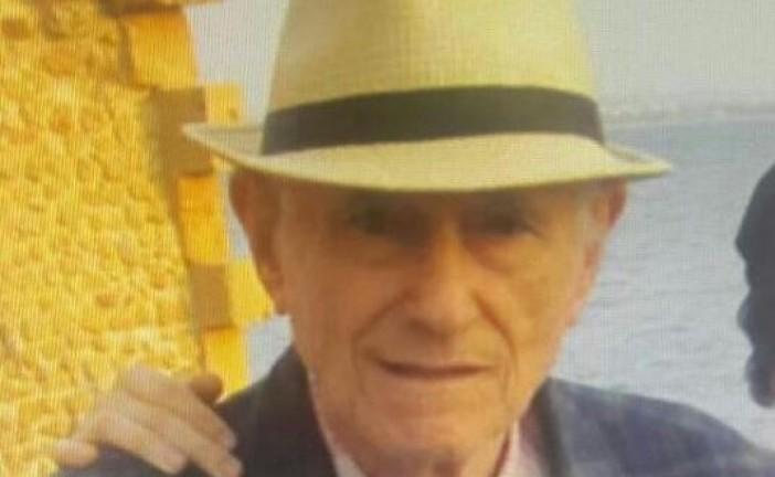 Avis de Recherche : Porté disparu à Jérusalem: Jean Claude Ben Saadoun, 80 ans, touriste français