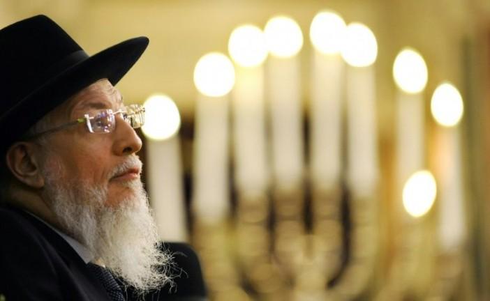Joseph Sitruk, l'ancien grand rabbin de France, décédé à 71 ans