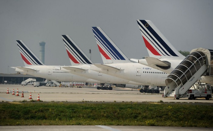 "Air France : des ""tentatives de sabotage"" ?"