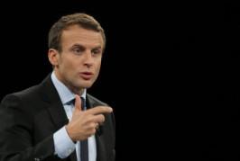 Présidentielle  2017 : Macron se détache avec 24 %