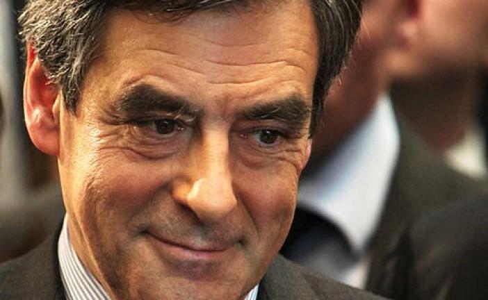 François Fillon vainqueur, Nicolas Sarkozy troisième