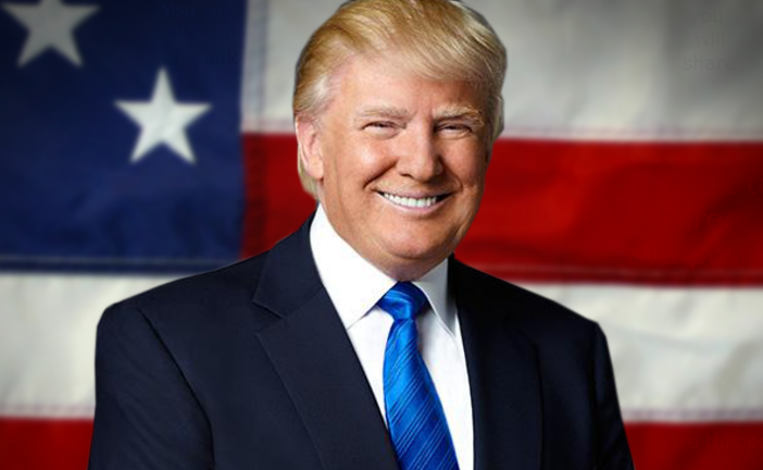 Donald Trump Elu  45 eme president des Etats Unis