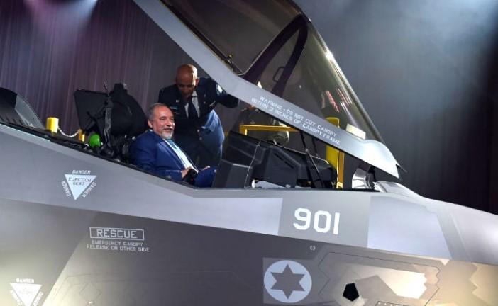 Israël : Arrivée des deux premiers exemplaires du F-35 « l'avion le plus moderne du monde »