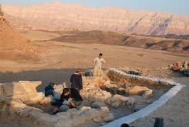 Archéologie: les chercheurs de l'Université de Tel-Aviv ont retrouvé des preuves des conquêtes du roi David à Timna