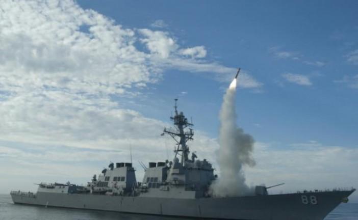 Attaque «chimique»: les Etats-Unis frappent la Syrie