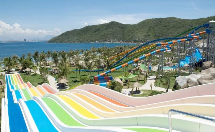 Le nouveau parc aquatique d'Eilat