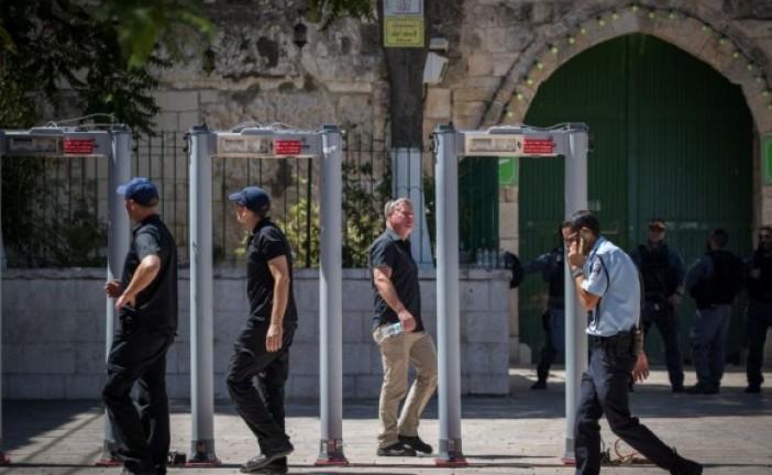 Le mont du Temple rouvert aux juifs, le Waqf boycotte