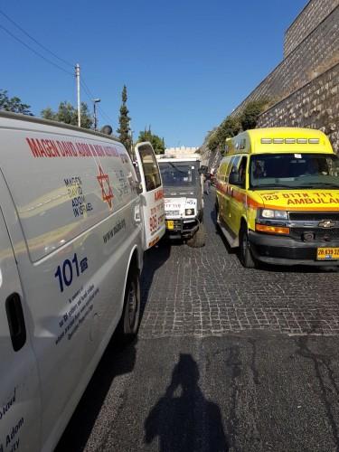 Attentat Jerusalem 14 juillet 2017