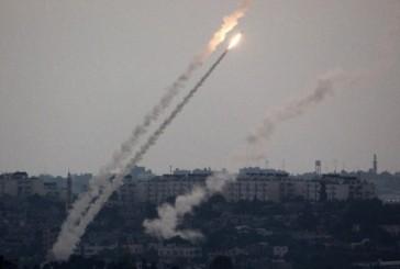 Une roquette tirée depuis Gaza explose en vol, pas de blessé
