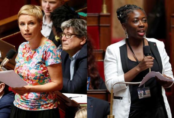 Israël recale sept élus, dont les députées de la France Insoumise Danièle Obono et Clémentine Autain