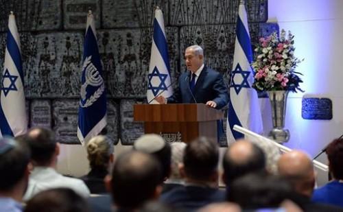 Je vais me répéter mais quiconque tentera de nous porter atteinte sera frappé ! Aujourd'hui, nous avons localisé un tunnel émanant de la bande de Gaza et l'avons détruit. Nous continuerons à agir afin d'assurer la sécurité des citoyens d'Israël.