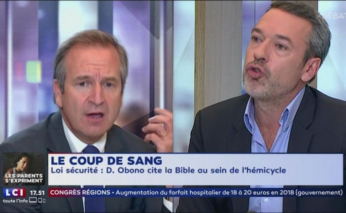 (Vidéo), Guillaume Roquette à Croissandeau : «Vous avez tellement peur de critiquer l'islam que vous faites des amalgames grotesques»