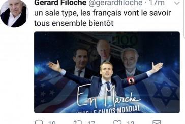 Une procédure d'exclusion de Gérard Filoche du PS engagée après ce «tweet inacceptable et inqualifiable»