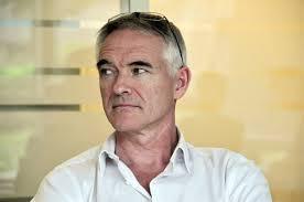 Bertrand Fichou Redacteur en chef du magazine Youpi