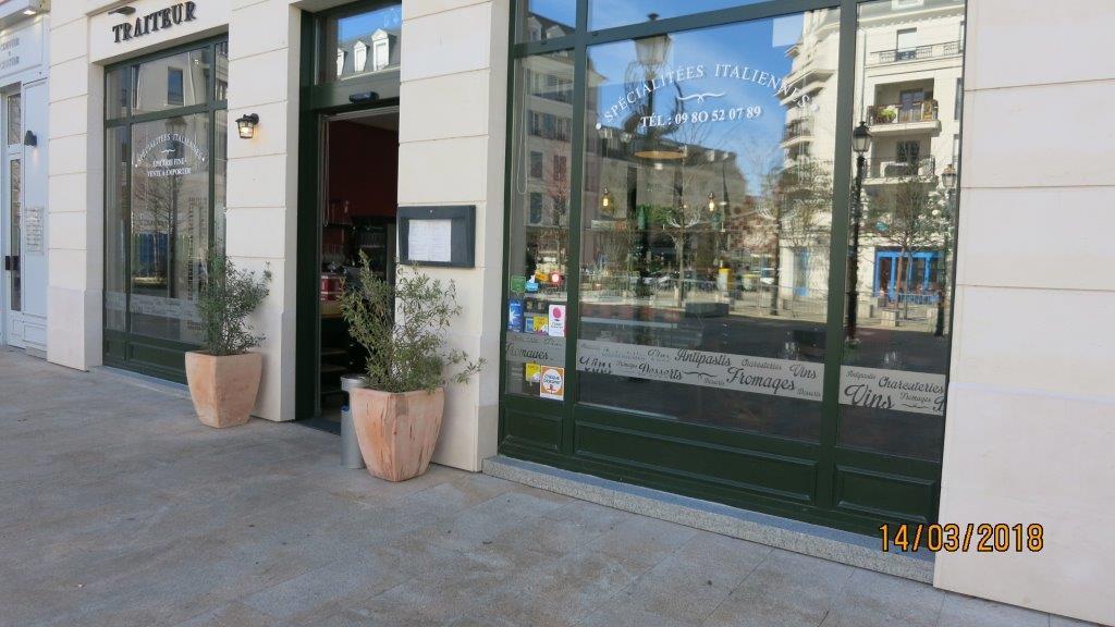 Le Farfalla Restaurant Paris
