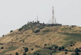 Alerte Info : selon nos informations , les Etats Unis seraient prêt à reconnaître  la souveraineté d'Israel sur le Golan