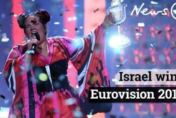 Eurovision 2018: Israël remporte la 63e édition «l»année prochaine à Jerusalem»