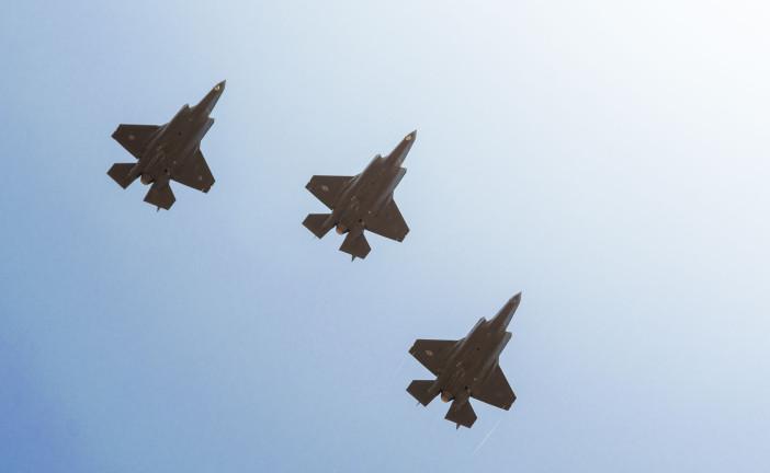 32 missiles  ont été tirés sur Israël durant l'attaque iranienne sur le Golan