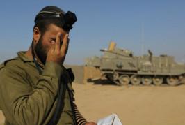 » J'ai Vu» par un Jeune Soldat de Tsahal à la frontière Sud….