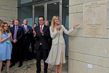 Inauguration de l'ambassade à Jérusalem: «Notre plus grand espoir est celui de la paix» (Trump)