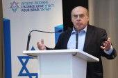 France : Visite de Nathan Sharansky à Paris le 13 Juin 2018 ( Photos Alain AZRIA)