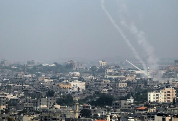 Israel : Plus de 100 obus de mortier et roquettes tirés en direction d'Israël depuis Gaza
