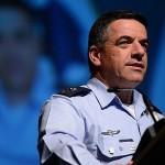 Chef etat major armé de l'air israelienne