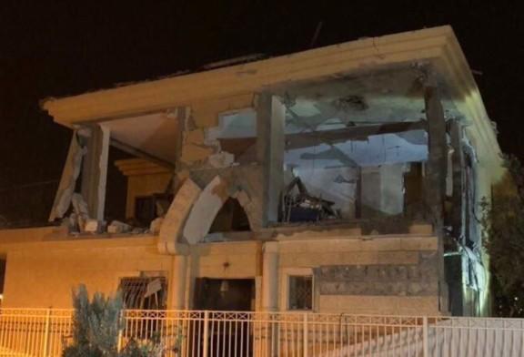 LIVEBLOG: une roquette gazaouïe s'écrase sur une maison à Beer-Sheva, l'armée israélienne riposte