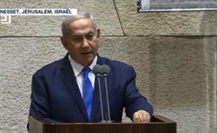 «Israël combat l'Iran en Syrie y compris ces jours-ci» (Netanyahou)