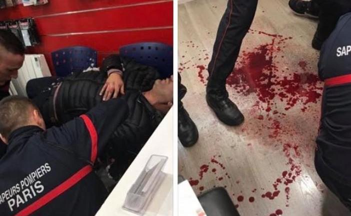 Alerte Info : Un commerçant de confession juive  entre la vie et la mort après avoir été agressé au couteau à Paris ce soir