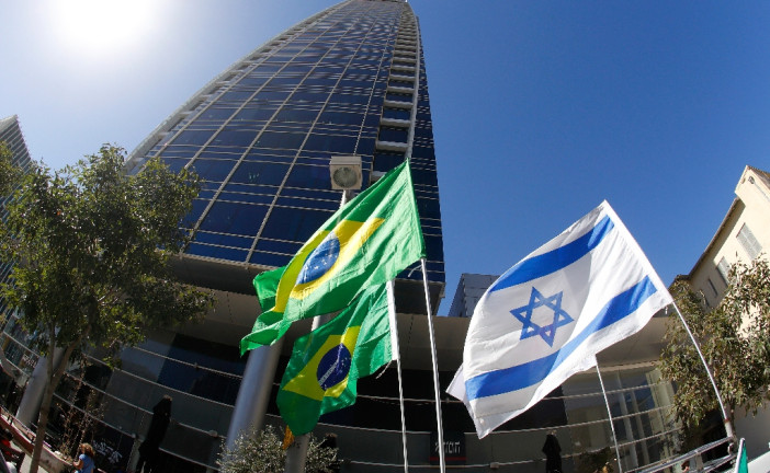 Derniere Minutes : Le Bresil va transférer son Ambassade de Tel Aviv à Jerusalem