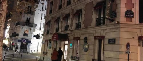 hotel 17 paris