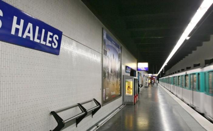 Les gilets jaunes débordent par des propos et des gestes antisémites contre une vielle dame dans le metro