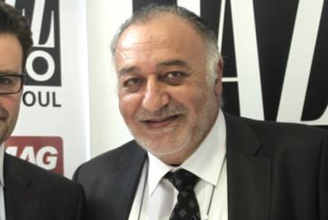 Villeurbanne. Alain Partouche zal victime d'un terrible accident de la route en Israël.