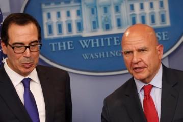 Les Etats-Unis sanctionnent le Venezuela: un «gouvernement corrompu»