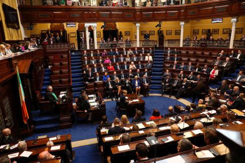Le Parlement irlandais
