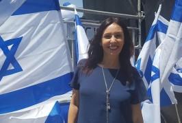 «INTERVIEW DE MIRI REGUEV, MINISTRE DE LA CULTURE ET DES SPORTS» , pour Israel Actualités