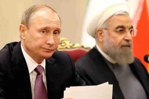 Iran russie