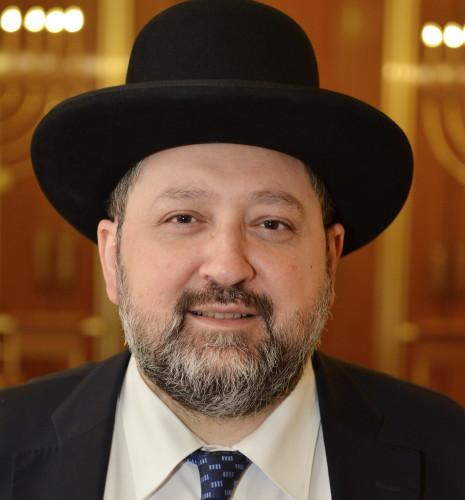 Rav Shélomo ZINI - Synagogue du 8ème Arrdissement 3