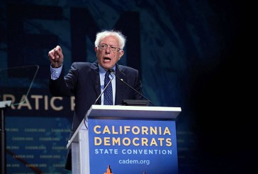 Le candidat Démocrate à la présidentiel Américaine de 2020 Bernie Sanders condamne les frappes contre le General Souleimani